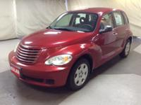 2007 Chrysler PT Cruiser BaseONE Owner Per AUTO CHECK