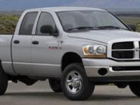 Only 108,951 Miles! This Dodge Ram 2500 delivers a