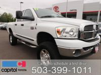 CARFAX One-Owner.Cummins 600 5.9L I6 DI 24V High-Output