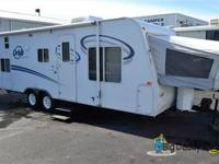 "2007 - Fleetwood - Orbit 260XP Length 26'11"" Chassis"