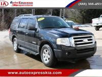 - - - 2007 Ford Expedition 4WD 4dr XLT - - -  4 Wheel