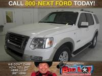 Body Style: SUV Exterior Color: Oxford White Clearcoat