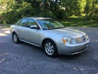 This is a 2007 Ford Five Hundred SEL 3.0 V6. It comes