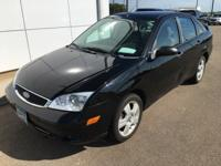 "2007 Ford Focus SE27/37 City/Highway MPG  15"" Steel"