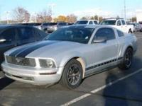 STOP!! Read this!! This sweet 2007 Ford Mustang V6 is