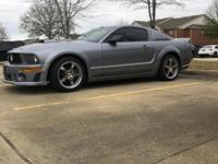 2007 Roush Mustang Stage 2. (body kit and suspension)