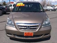 Check out our amazing 2007 Honda Odyssey EX shown in