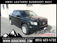 *** 4WD *** LEATHER *** SUNROOF *** ONE OWNER *** TOW