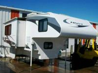 Used 2007 Host Yellowstone Truck Camper - fits long bed