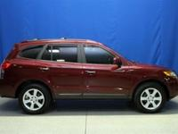 Body Style: SUV Exterior Color: dark cherry red