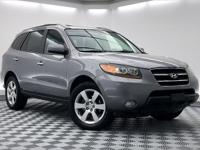 CARFAX One-Owner. Clean CARFAX. Santa Fe Limited, 4D