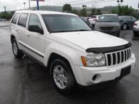 2007 JEEP GRAND CHEROKEE, PW,PL,POWERSEAT. CALL OR STOP