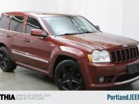 SRT-8 trim. WAS $19,990. Heated Leather Seats, DVD,
