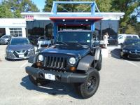HARD TOP LIFTED WRANGLER READY FOR BEACH (JUST ADD