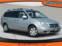 It's so easy at Honda of Greeley!2007 Kia Sedona LX