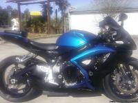 I currently have a 2007 Suzuki Gsx-R 600 for sale. This