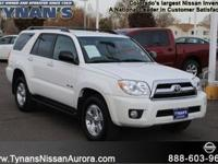 Body Style: SUV Exterior Color: Natural White Interior