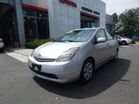 2007 Toyota Prius FWD, BACKUP CAMERA, ABS brakes, AM/FM