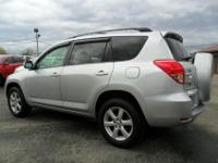 Used 2007 Toyota RAV4 Limited 4dr SUV 4WD. Power