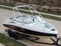 - Twin Yamaha MR1 High Output Engines -Yamaha Wake