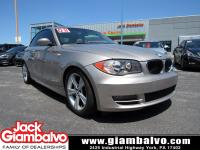 2008 BMW 128I ...... ONE LOCAL OWNER ....... VERY WELL