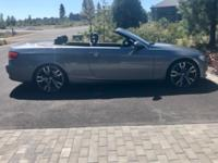 This is a hardtop convertible.  Great condition, brand