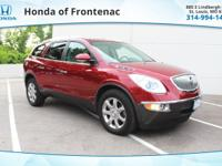 Honda of Frontenac has a wide selection of exceptional