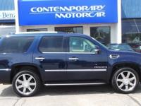 2008 Cadillac Escalade Blue Chip AWD, Cocoa/Very Light