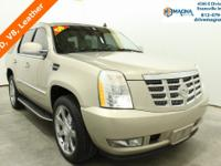 Recent Arrival! 2008 Cadillac Escalade Base Gold Mist