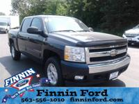 This Chevrolet Silverado 1500 is well equipped and
