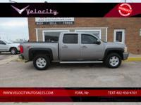 2008 Chevrolet Silverado 1500 LTZ 4WD 4-Speed Automatic