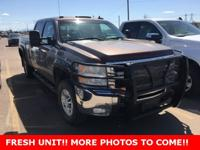 CARFAX One-Owner. Clean CARFAX. Silverado 2500HD LTZ,