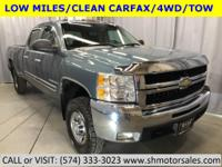 This 2008 CLEAN CARFAX Chevy Silverado 2500HD is a PURE