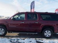 This 2008 Chevrolet Suburban 1500 is a great choice for