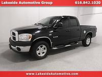 Recent Arrival! 2008 Dodge Ram 1500 SLT Brilliant Black