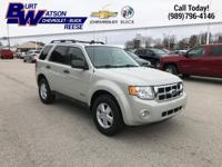 2008 Escape XLT **Moonroof/Sunroof**This vehicle also