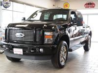 Here might be the lowest mileage 2008 Ford F350 Harley