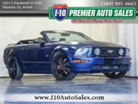 Clean CARFAX. Vista Blue Clearcoat Metallic 2008 Ford