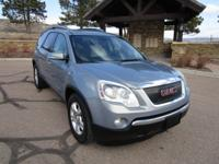 Really nice GMC Acadia SLT1 with 145K mile. Runs good
