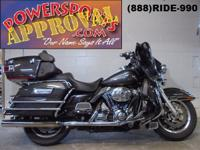 Used 2008 Harley Davidson Electra Glide Ultra Classic