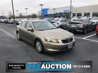 2008 Honda LX Accord Bold Beige Metallic 2.4 21/31