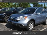 2008 Honda CR-V EX-L SUNROOF MOONROOF, HEATED SEATS,