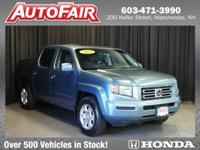 Body Style: Pickup Exterior Color: Steel Blue Metallic
