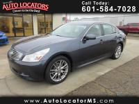 2008 Infiniti G35X AWD: This good looking Infiniti
