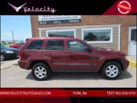 2008 Jeep Grand Cherokee Laredo 4WD 5-Speed Automatic