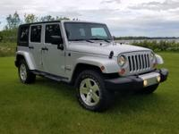 GREAT PRICE FUN IN THE SUN JEEP WRANGLER SAHARA  COMES