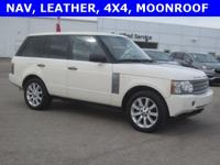 SUPER NICE RANGE ROVER SUPER CHARGED WITH LEATHER AND