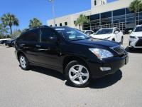 Your Excellent condition Black Onyx 2008 Lexus RX350
