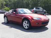 Recent Arrival! 2008 Mazda Miata Sport RWD in Copper