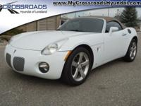 ***Clean Convertible! ONLY 50,516 miles, Manual